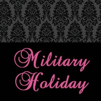 Camouflage Military Holiday Cards