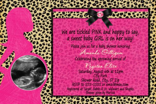 animal print bachelorette sweet sixteen sweet 16 bridal shower