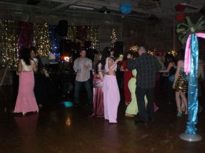 Middle Eastern Party Photo