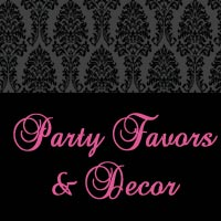 Party Favors & Decor
