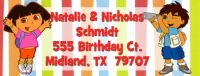 Address Label - 26