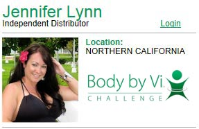 Visalus - Independent Distributor